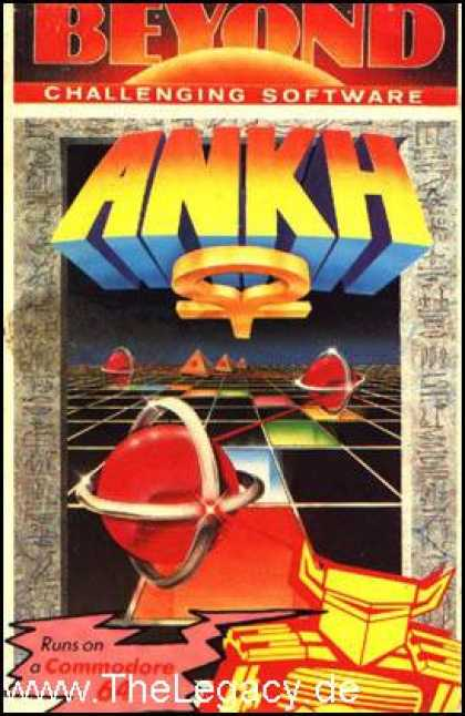 Misc. Games - Ankh