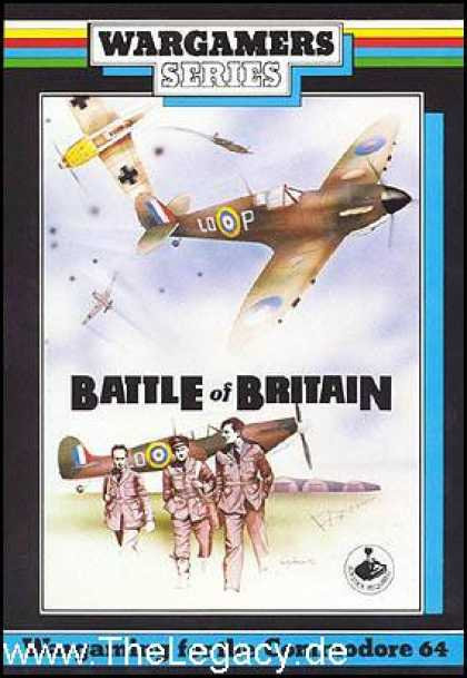Misc. Games - Battle of Britain