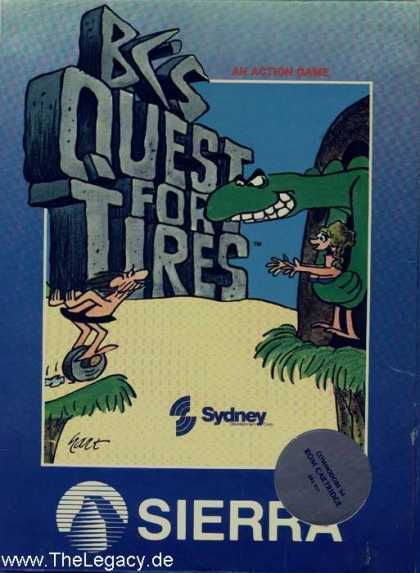 Misc. Games - BC's Quest for Tires