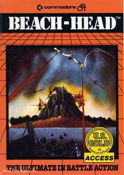 Misc. Games - Beach-Head