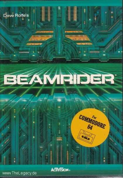 Misc. Games - Beamrider