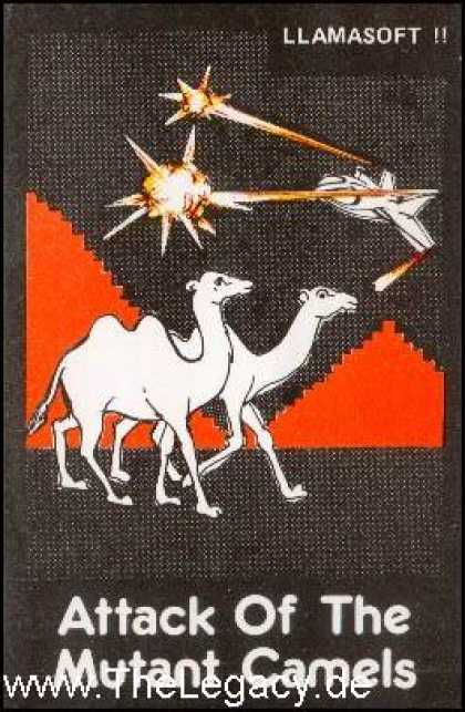 Misc. Games - Attack of the Mutant Camels
