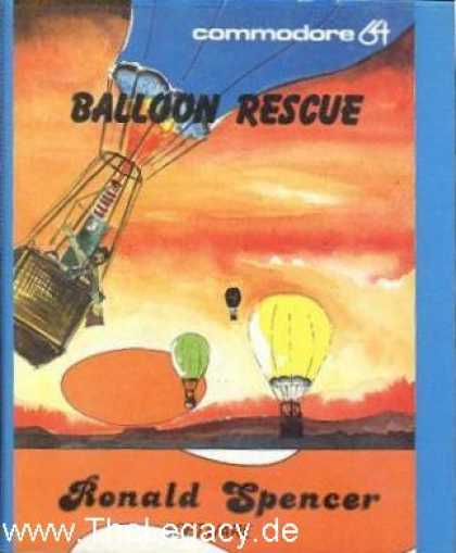 Misc. Games - Balloon Rescue