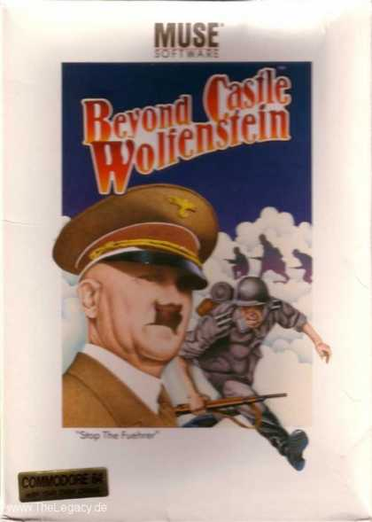 Misc. Games - Beyond Castle Wolfenstein