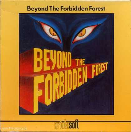 Misc. Games - Beyond the Forbidden Forest
