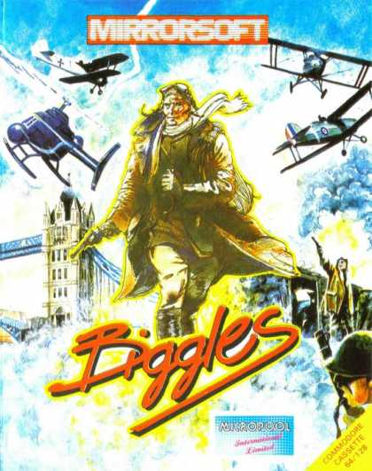 Misc. Games - Biggles