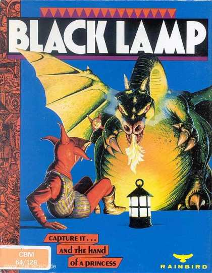 Misc. Games - Black Lamp