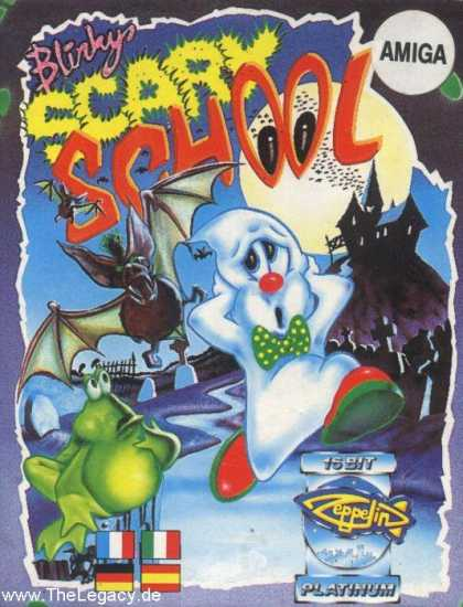Misc. Games - Blinky's Scary School