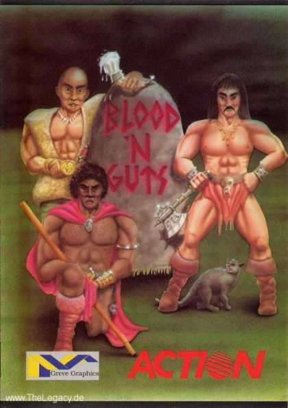 Misc. Games - Blood'n Guts