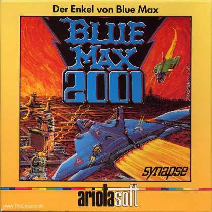 Misc. Games - Blue Max 2001
