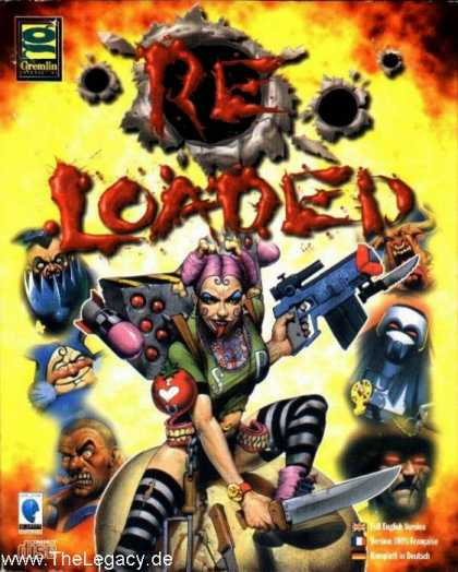 Misc. Games - Re-Loaded