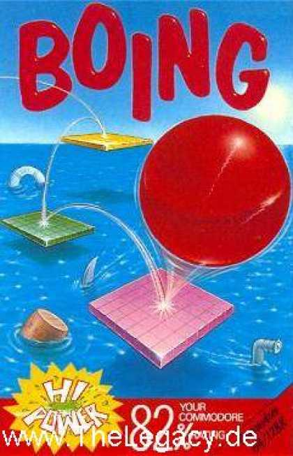 Misc. Games - Boing