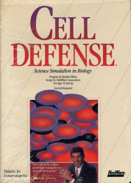 Misc. Games - Cell Defense