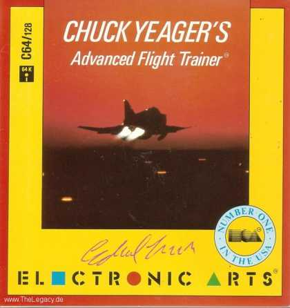 Misc. Games - Chuck Yeager's Advanced Flight Trainer