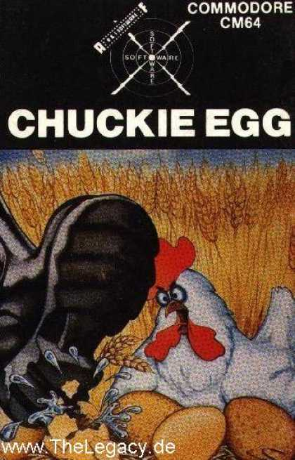 Misc. Games - Chuckie Egg