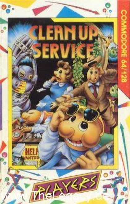 Misc. Games - Clean Up Service