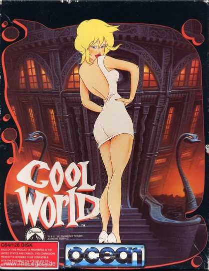 Misc. Games - Cool World