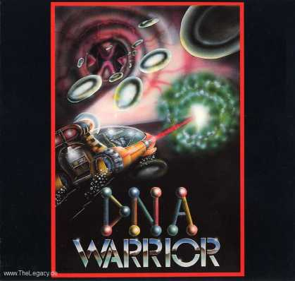 Misc. Games - DNA Warrior