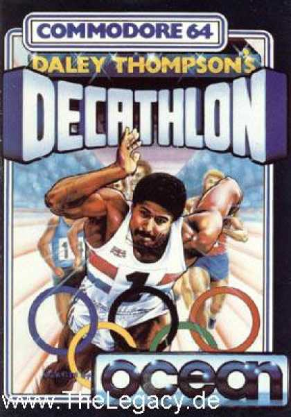 Misc. Games - Daley Thompson's: Decathlon