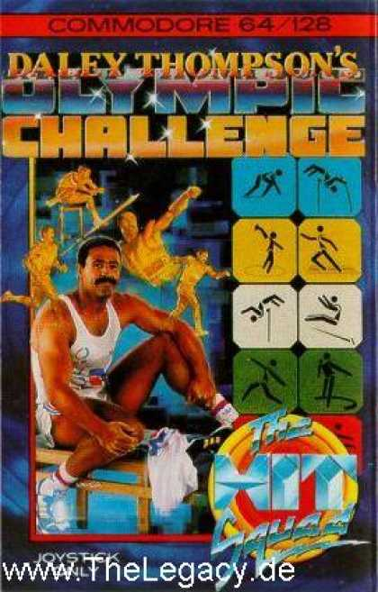 Misc. Games - Daley Thompson's: Olympic Challenge