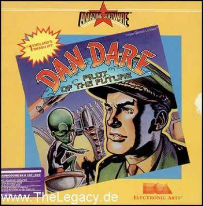 Misc. Games - Dan Dare: Pilot of the Future