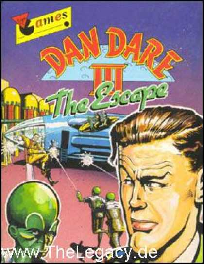 Misc. Games - Dan Dare III: The Escape