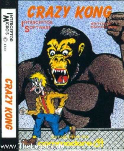 Misc. Games - Crazy Kong