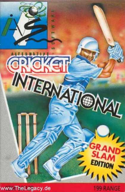 Misc. Games - Cricket International