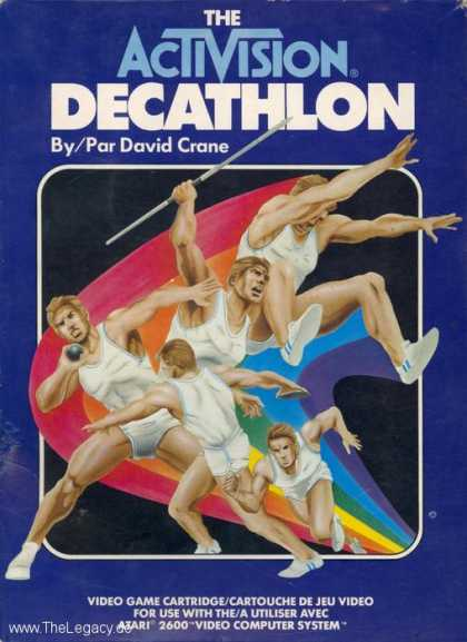 Misc. Games - Activision Decathlon, The