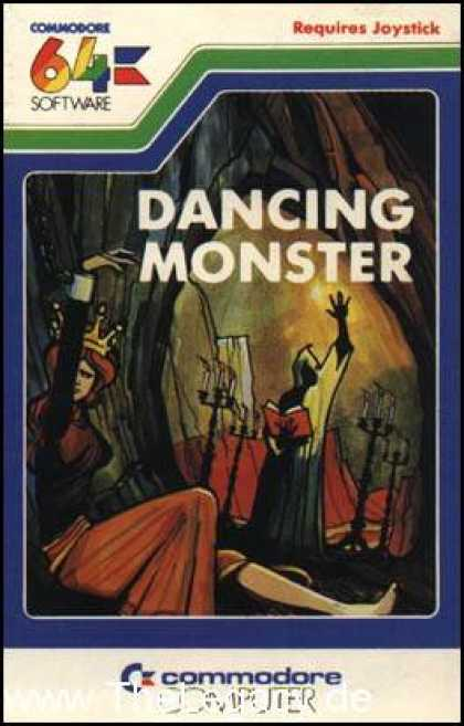 Misc. Games - Dancing Monster