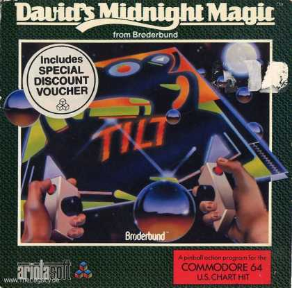 Misc. Games - David's Midnight Magic