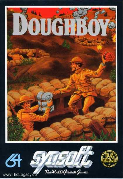 Misc. Games - Doughboy