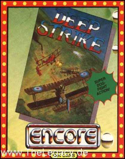 Misc. Games - Deep Strike