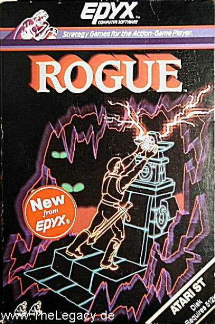 Misc. Games - Rogue