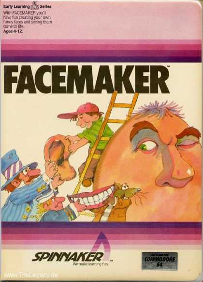 Misc. Games - Facemaker