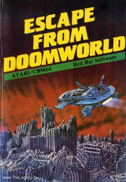 Misc. Games - Escape from Doomworld