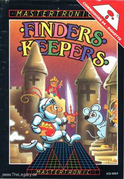 Misc. Games - Finders Keepers