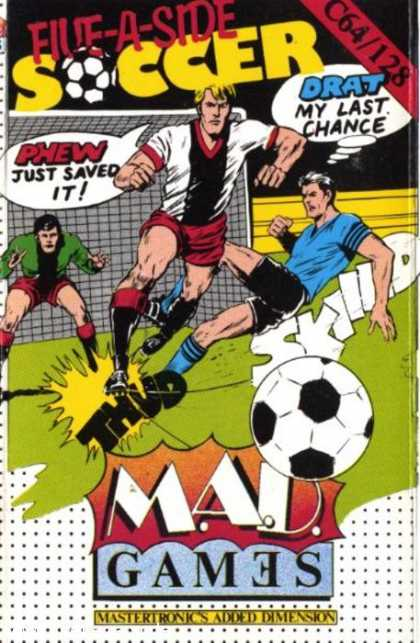Misc. Games - Five-A-Side Soccer