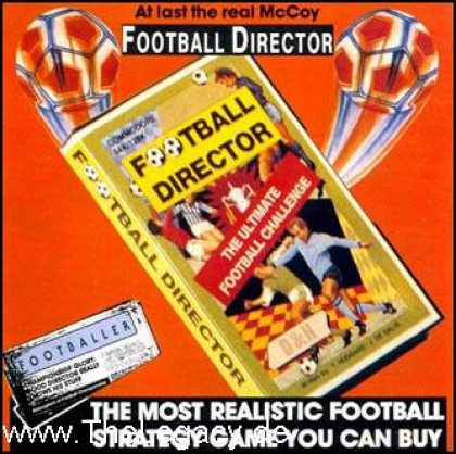 Misc. Games - Football Director