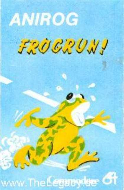 Misc. Games - Frogrun!