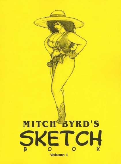 Mitch Byrd's Sketchbook 1