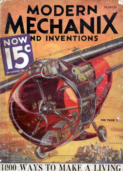 Modern Mechanix - 3-1933