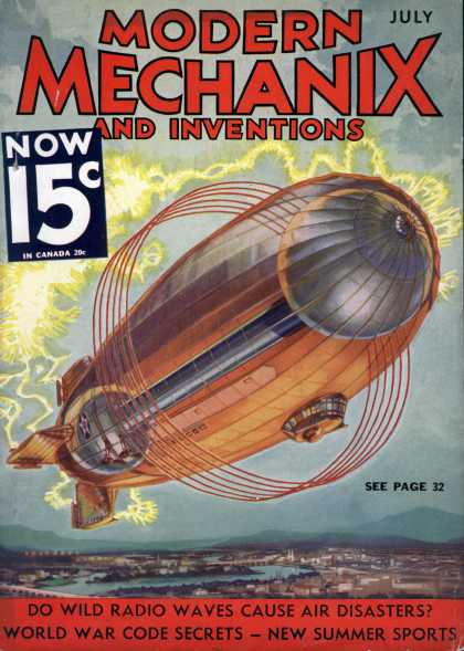 Modern Mechanix - 7-1933