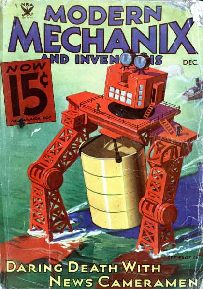 Modern Mechanix - 12-1933