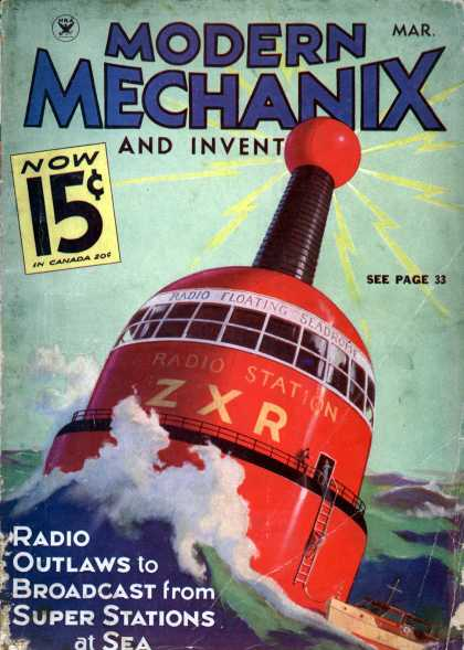 Modern Mechanix - 3-1934