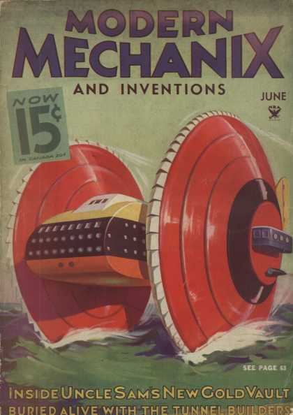 Modern Mechanix - 6-1934