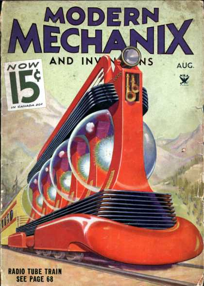 Modern Mechanix - 8-1934