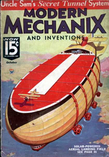 Modern Mechanix - 10-1934