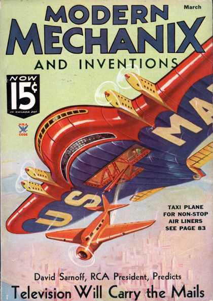 Modern Mechanix - 3-1935