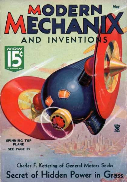 Modern Mechanix - 5-1935
